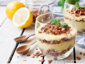 Диета в радость: готовим низкокалорийные десерты