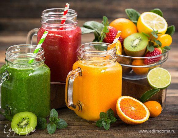 Живая польза в стакане: готовим витаминные смузи с Moulinex
