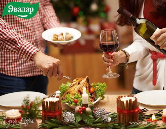 Как помочь печени пережить новогодние праздники