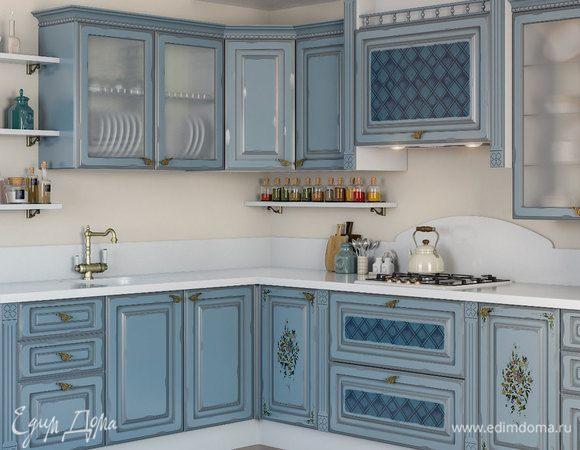 Мастерская кухонной мебели «Едим Дома!»: столешница в подарок!