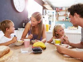 Вкусное утро: готовим завтрак для всей семьи как по нотам
