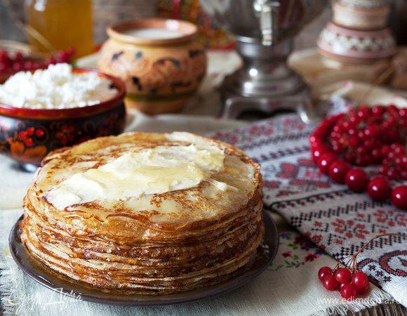 Масленица по-домашнему: готовим вкусный праздник с KENWOOD