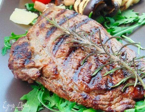 Чем удивить любимого: 7 рецептов стейка от «Едим Дома»