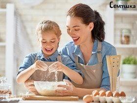 Кулинарный дуэт: готовим с детьми угощения из орехов и сухофруктов