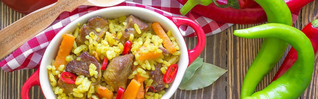 Неделя здоровья: 7 блюд на основе круп для правильного рациона