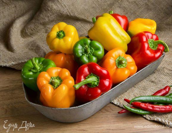 10 интересных фактов о болгарском перце