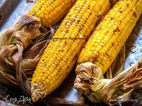 Готовим молодую кукурузу: 5 идей от «Едим Дома»