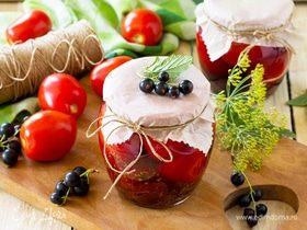 Солнце в банке: 10 рецептов засолки помидоров на любой вкус