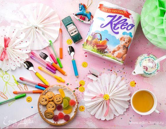 Творческая мастерская: детский сладкий стол вместе с «Мягким знаком»