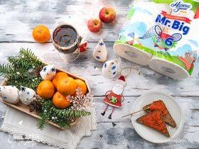 Волшебство от «Мягкого знака»: накрываем новогодний стол