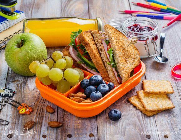 Здоровая еда для школьников: вкусные и полезные ссобойки на каждый день