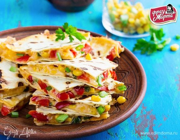 Пробуем Мексику на вкус: секреты приготовления кесадильи