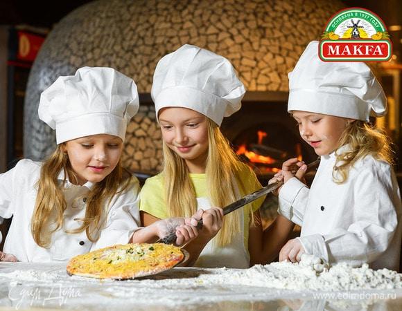 Какую пиццу любят дети?