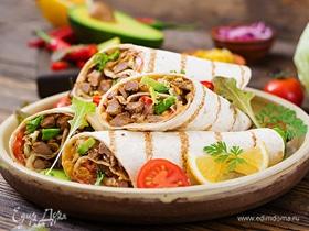 Готовим домашние буррито: рецепты и секреты приготовления