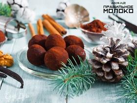 Молочные истории: праздничные десерты к новогоднему столу