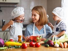 Витаминное меню: детские рецепты для укрепления здоровья