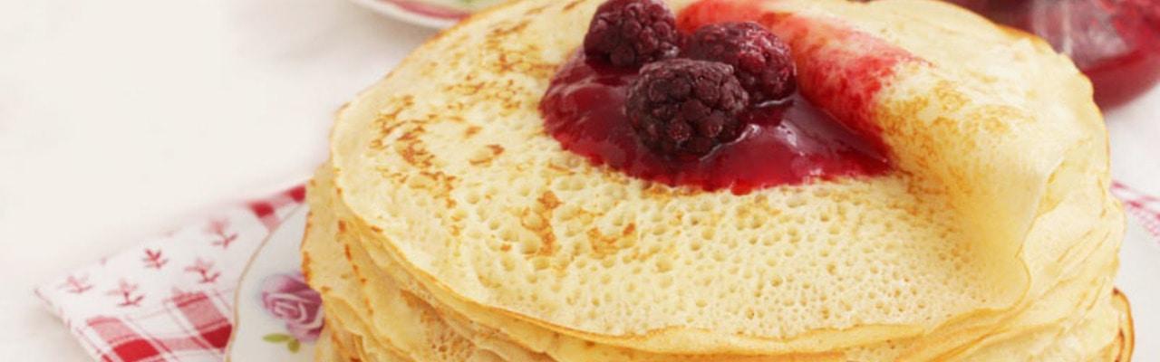 Масленица с «Едим Дома»: 15 лучших рецептов блинов