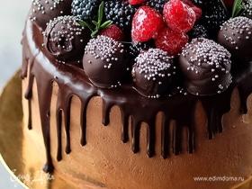 Любимые шоколадные десерты: 20 рецептов от «Едим Дома»