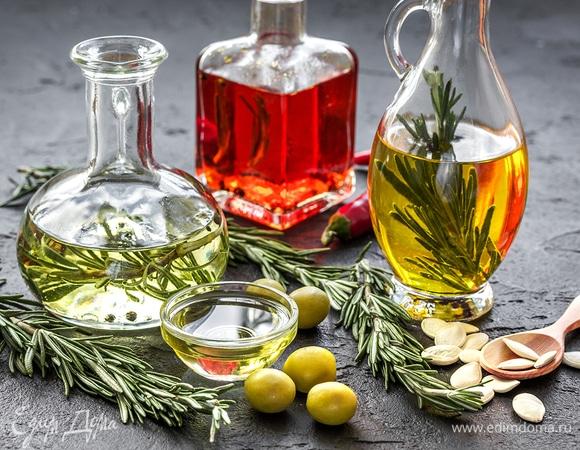 Не только подсолнух: какие бывают растительные масла