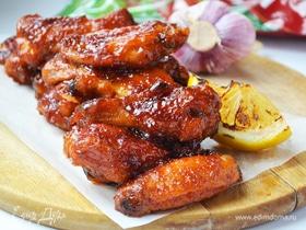 Как приготовить куриные крылышки: 10 простых рецептов от «Едим Дома»