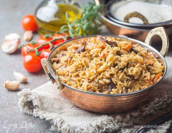 Созданы друг для друга: секреты приготовления блюд из риса