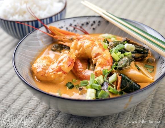 Секреты приготовления супа «Том Ям»