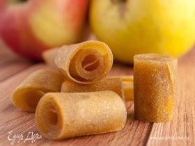 Быстрый мастер-класс: домашняя пастила из яблок