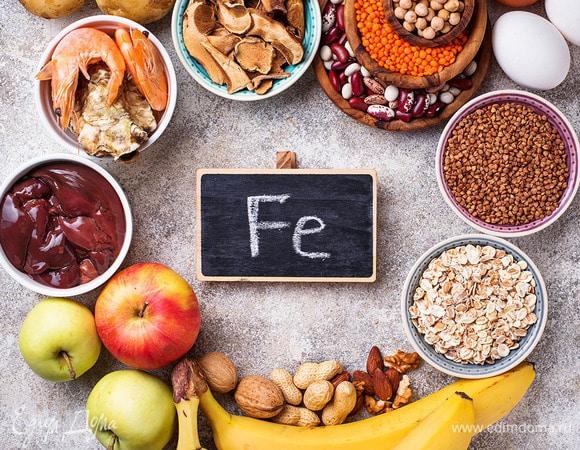 Железное меню: продукты, повышающие уровень гемоглобина