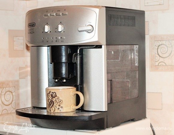 Кофе вместо ароматизатора