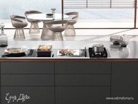 Умная кухня: стильное пространство для удовольствия