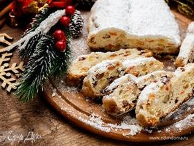 Время волшебства: готовим рождественский штоллен с «Едим Дома»