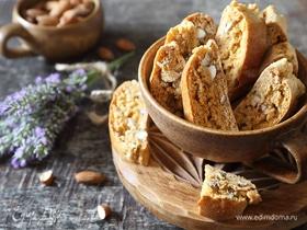 Секреты приготовления итальянского печенья бискотти и кантуччи