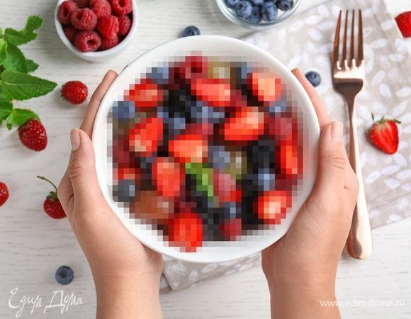 Тест на внимательность: угадайте пиксельные фрукты!
