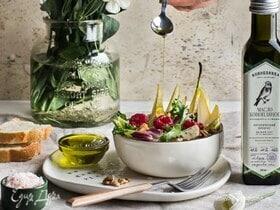 Блюда с конопляным маслом: 5 витаминных рецептов