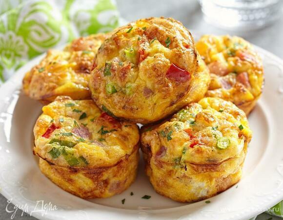 Завтрак с редакцией: яичные маффины