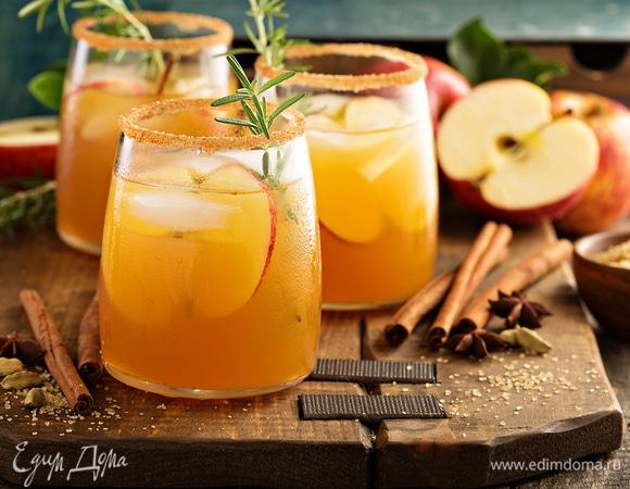 Яблочный сезон: готовим блюда и напитки из разных сортов яблок