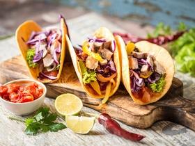 Еда без границ: тако — символ мексиканской кухни
