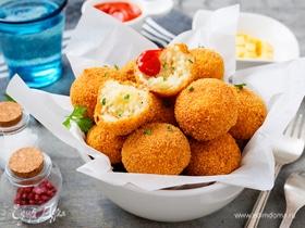 Еда без границ: аранчини — стритфуд по-сицилийски