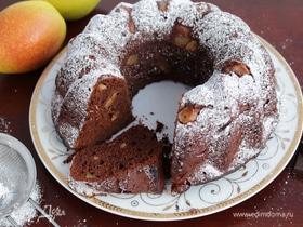 Ароматная выпечка с грушами: 10 рецептов от «Едим Дома»