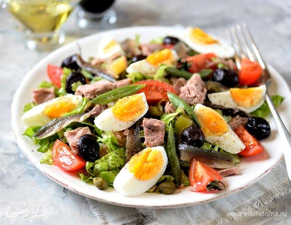 Быстрый мастер-класс: салат «Нисуаз»