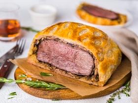Как приготовить говядину «Веллингтон»