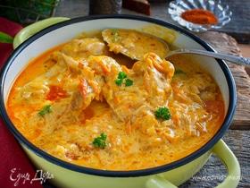 Вкуснейший паприкаш с курицей: секреты традиционного венгерского блюда