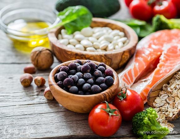 Тест: 10 фактов о правильном питании