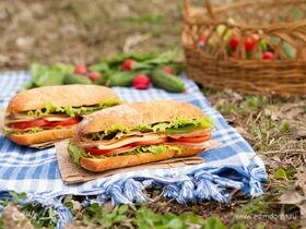 Отдыхаем на природе: рецепты бутербродов на пикник