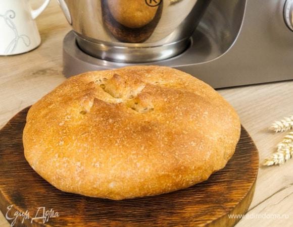 Научи меня печь! Полбяной хлеб в казане