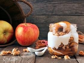 Яблоки на десерт: какие лакомства приготовить из сезонного фрукта
