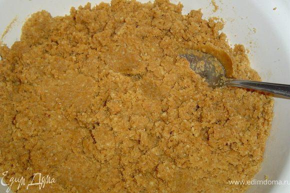 Начинаем с приготовления основы торта, для этого печенье и орехи измельчаем с помощью блендера. К этой массе добавляем растопленное масло, хорошенько вымешиваем. Форму (у меня 24см в диаметре) выстилаем пергаментной бумагой, полученную массу распределяем по дну и формируем бортики, затем убираем в холод, а в это время занимаемся приготовлением начинки. Сыр перетираем с сахаром на самом медленном ходе миксера, затем постепенно добавляем сметану и яйца по одному (вымешиваем тщательно, но не перебиваем), добавляем цедру лимона. Вынимаем форму, выливаем в нее начинку и выпекаем при 160гр. 1,5 часа. Не смотря на то, что он так долго печется, но центр все равно подрагивает. После выпекания, мы выключаем духовку, приоткрываем дверцу, и оставляем там чизкейк до полного остывания. Затем освобождаем его от формы и отправляем на ночь в холодильник. А утром можно наслаждаться!