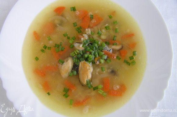 А если суп останется на следующий день, то будет еще вкуснее :)