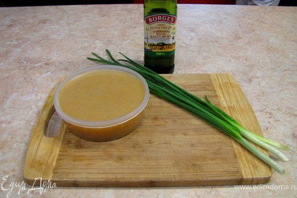 В конце я опишу как приготовить малосольную икру из свежей. А пока любуйтесь малообразием ингредиентов :-)