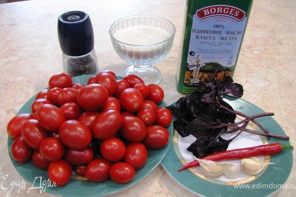 Итак - Соус томатный - итальянский основной соус Соус готовится очень просто и ингредиентов в нем немного. Тем не менее результат превосходен. Как говорится - все гениальное - просто. Этот соус я уже раньше готовил в рецепте Пицца по-итальянски по-домашнему.